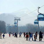 Ски лифт Банско